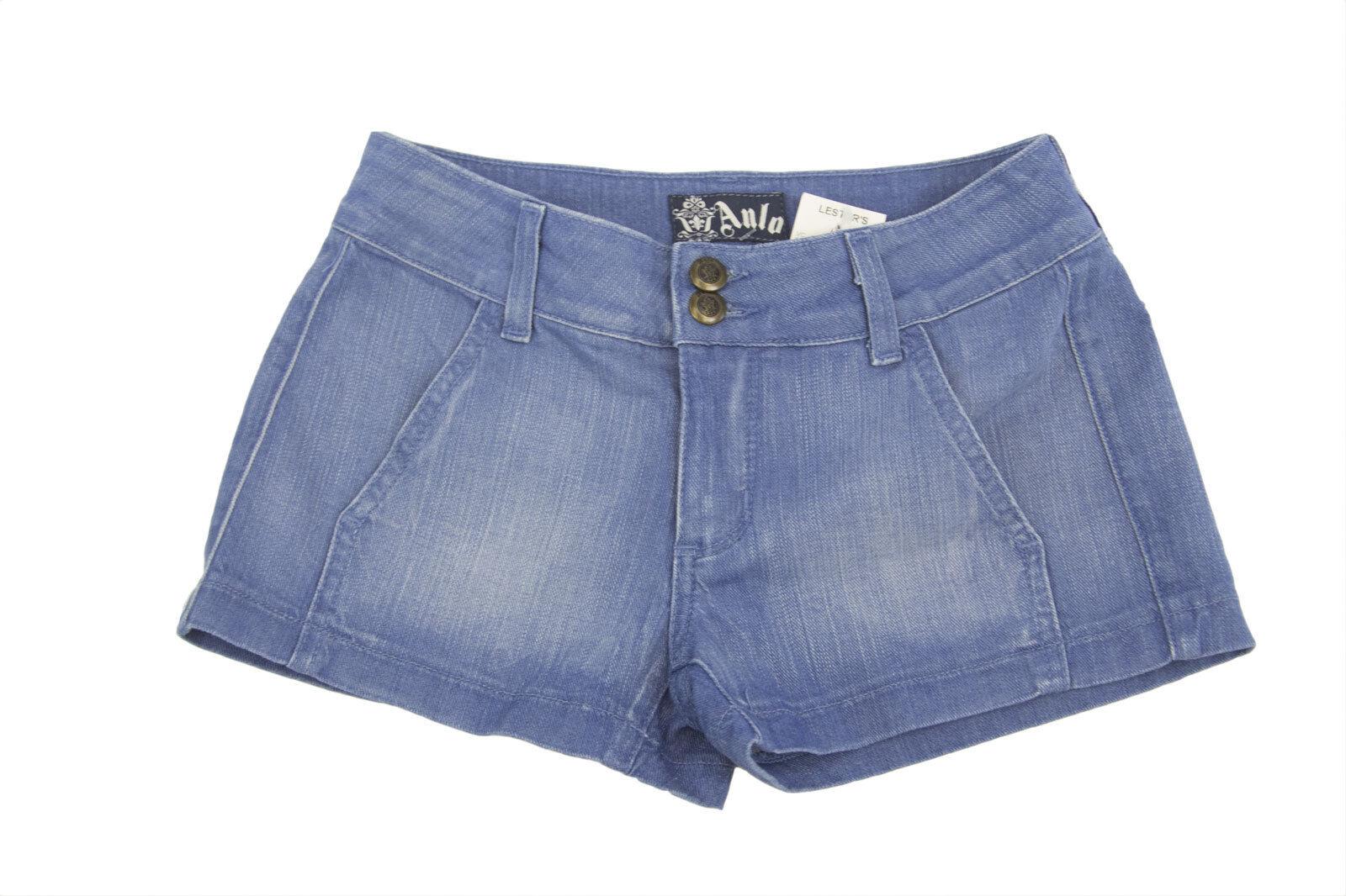 ANLO Women's Montauk Denim Shorts HS7003 Sz 25  165 NWT