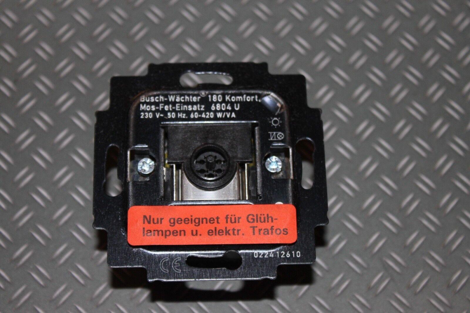 Einsatz-Bewegungsmelder Busch-Wächter® 6804-U | Preisreduktion