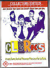 1 of 1 - CLERKS- COLLECTOR'S EDITION (DVD)