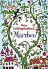 Mein Lieblingsmalbuch. Märchen (2015, Taschenbuch)