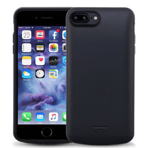 sneakers for cheap 6f676 e6cf9 Rugged Battery Case for iPhone 8Plus/7Plus/6 Plus/6s Plus with ...