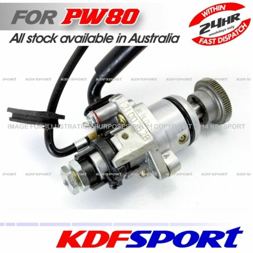 1 of 1 - KDF PW80 PY80 ENGINE OIL PUMP PEEWEE FOR YAMAHA PW PY PARTS BIKE AFTERMARKET JS