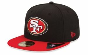 factory authentic 36448 00028 Image is loading KIDS-San-Francisco-49ers-Cap-New-Era-5950-