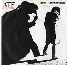 "ATF / After The Fire - Der Kommissar 7"" Single 1982"