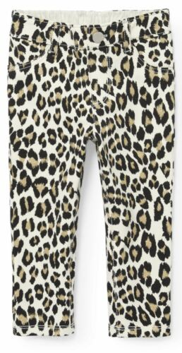 Details about  /Baby Toddler Girls Leopard Jeggings Nwt 18-24mo