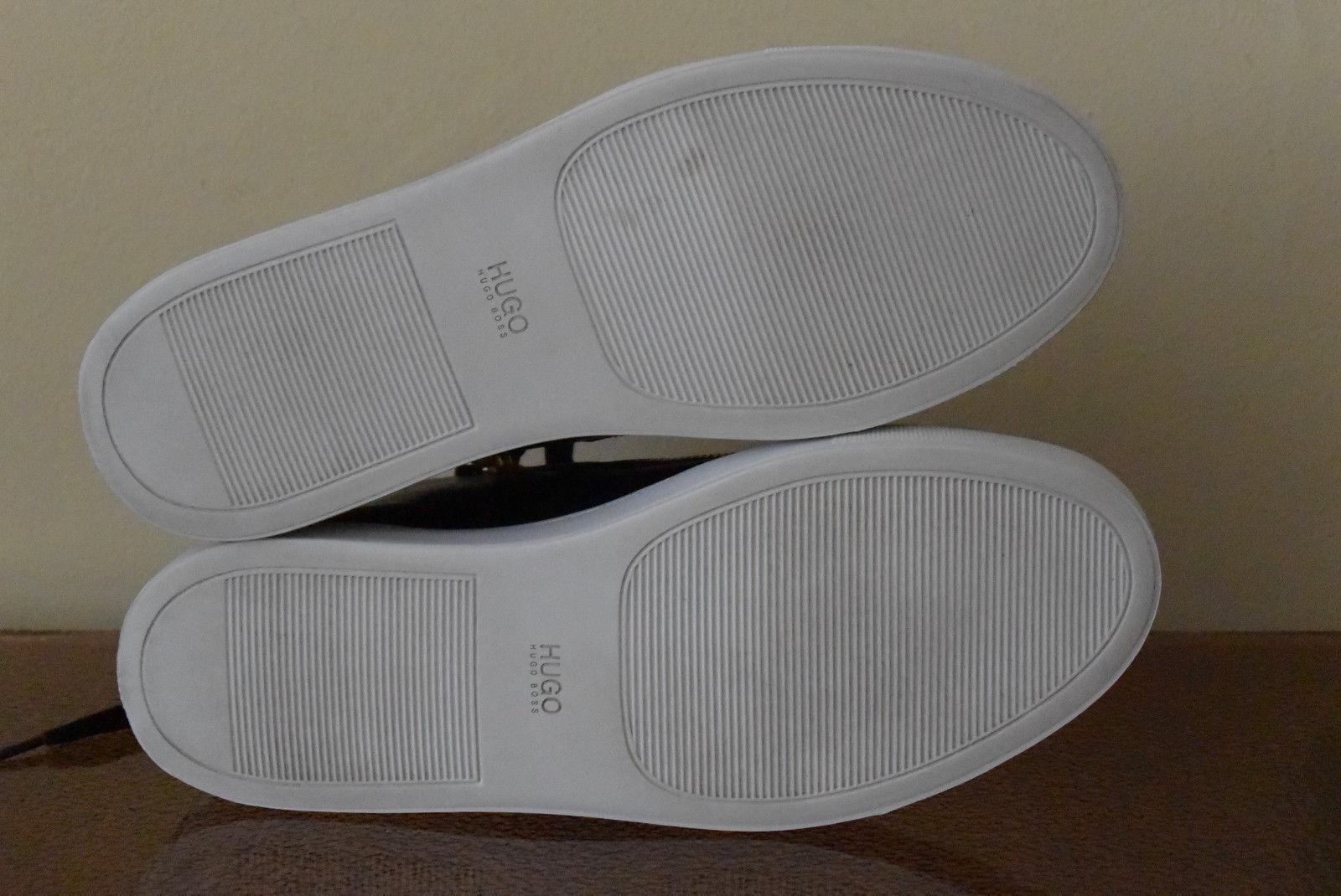Hugo Boss Leather baskets baskets baskets Sz. 8 (39) 990bac