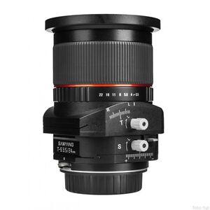 Lens-Samyang-Tilt-Shift-24mm-f-3-5-ED-AS-UMC-for-NIKON-Fast-shipping