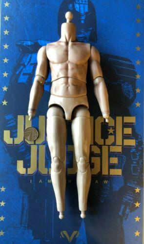 Virtual Toys VTS Stallone Judge Dredd Nude Body loose 1//6th scale