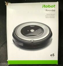 Irobot Roomba E5 5134 Wi Fi Connected Robot Vacuum For Sale Online Ebay