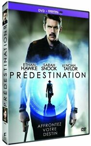 Predestination-DVD-NEUF-SOUS-BLISTER-Ethan-Hawke