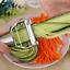 Acier-Inoxydable-Pomme-De-Terre-Carotte-Econome-Rape-a-Julienne-Fruits-Legumes-Cutter miniature 1