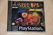 Playstation 1 Spiel - Spec Ops - Action - komplett PS1