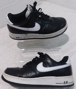 nike usa apparel, 315122 040 Nike Air Force 1 07 Black White