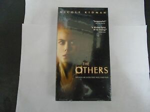 Image Is Loading New The Others Vhs Movie Nicole Kidman