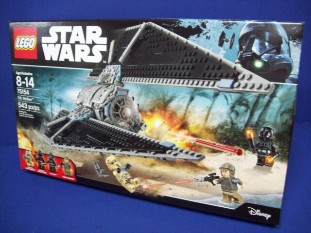 Factory Sealed 75154 New LEGO Star Wars Rogue One TIE Striker