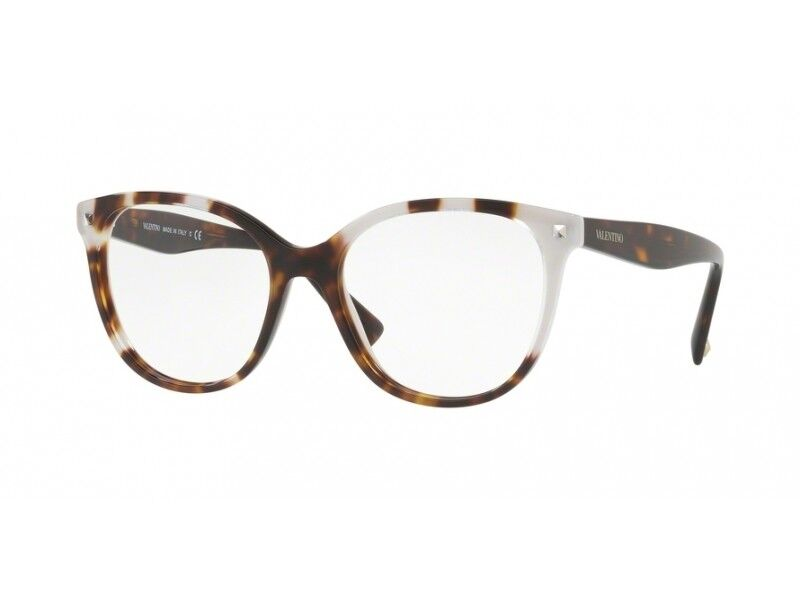 Optische Optische Optische Brille Gestell Valentino VA3014 Havanna insert crystal 5060   Spezielle Funktion  011600