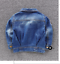 Boys Distressed Denim Jacket Fashion Jeans Coat Tops Toddler Kids Ripped UK 2019