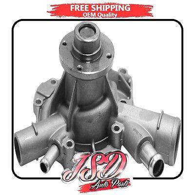 Mechanical Water Pump Fits MERCEDES W203 S203 CL203 Sedan Wagon 2000-2002