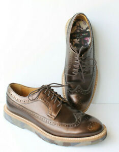 improvviso trascorrere Nido  NEW Paul Smith Men Only Womens Brogue Oxford Camouflage Sole SZ 37 ...