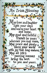 An-Irish-Blessing-embossed-funny-steel-sign-300mm-x-200mm-hi