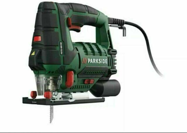 Parkside pendule Action Jigsaw PSTD 800 B2 Suspension Hub Stitch Scie 800 W