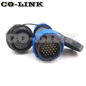 SD28-26PIN-WATERPROOF-CONNECTOR-CIRCULAR-AVIATION-POWER-CONNECTOR-PLUG-SOCKET