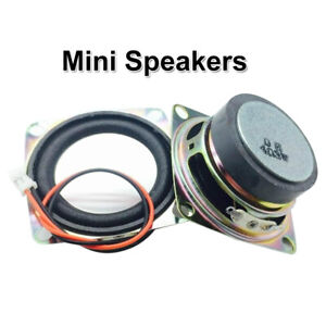 2inch-4ohm-3W-Full-Range-Mini-Speaker-For-Stereo-Loudspeaker-Box-Accessory-PR