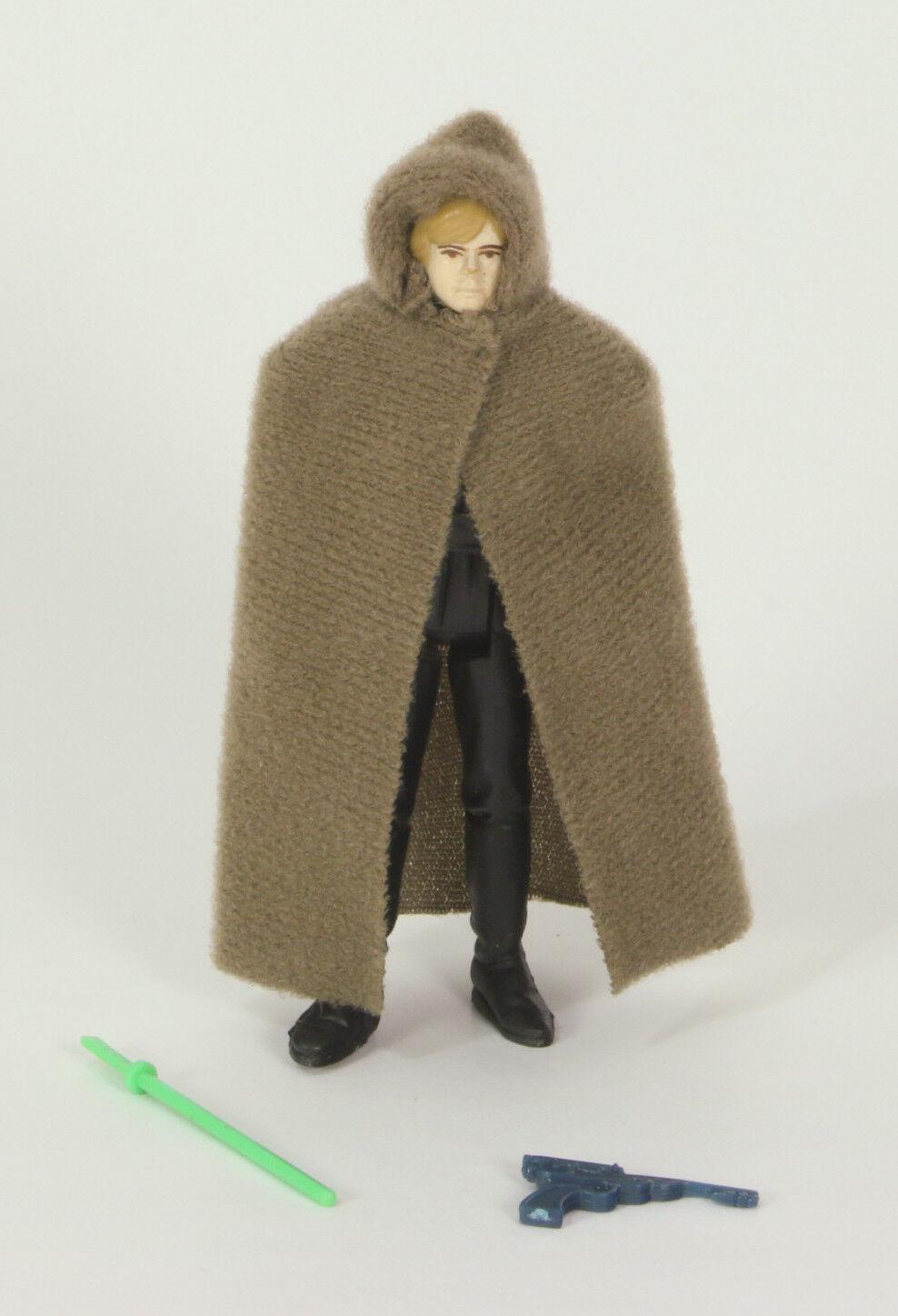 Vintage Star Wars Loose Luke Skywalker Jedi Knight Very Nice