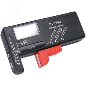 Verificateur-de-batterie-Hapurs-volt-Indicateur-facile-a-lire-avec-le-niveau