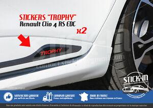 ... EDC TROPHY 220 Stickers Autocollants Portes Doors Decals Rear  eBay