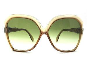 fc467f7f55 Dettagli su occhiale da sole Silhouette vintage donna MOD.600  colore/traspar.marrone/col.502