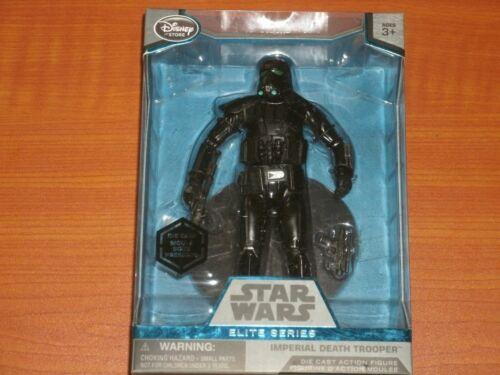 Star Wars Elite /'Diecast/' Series Disney Store Exclusive Figures Rey Kylo BB-8 R2