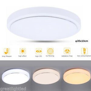 18w dimmable led ceiling light down light flush mounted kitchen