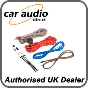 details about vibe 10 awg gauge slick 1500w amp ampilfier bass speaker  wiring kit cl10awkt-v7