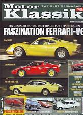 Motor Klassik 6/05 Ferrari Dino 264 GT/Bitter SC/BMW M 635 CSi & M1/Corvette C3