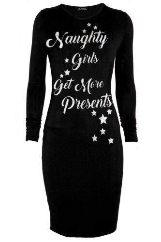 Womens Ladies Christmas Belted Suit Santa Claus Costume Xmas Bodycon Mini Dress