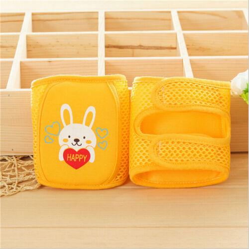 Sponge Mesh Baby Kids Knee Pads for Crawling Toddler Knee Protector Leg Warmers