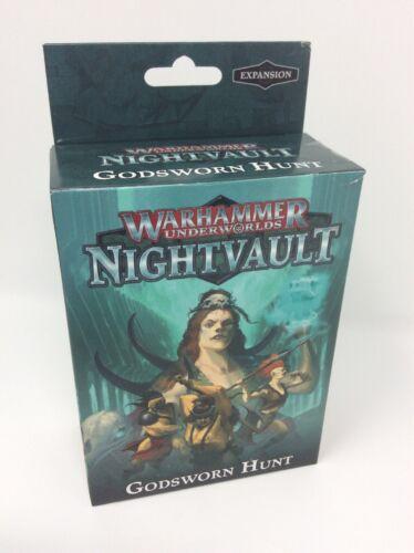 Underworlds Nightvault Godsworn Hunt Warhammer NIB Free Shipping