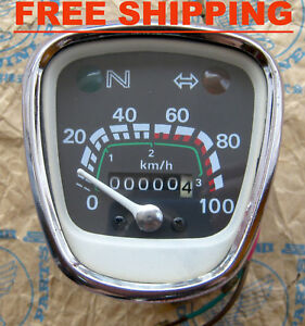 Details about Speedometer Honda Cub C50 C65 C70 C70M Passport C90 Speedo  Meter - FREE SHIPPING