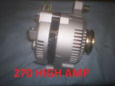 NE0 FORD MUSTANG 1-WIRE 3G LARGE CASE HD ALTERNATOR 1965 1975 HIigh AMP Bronco