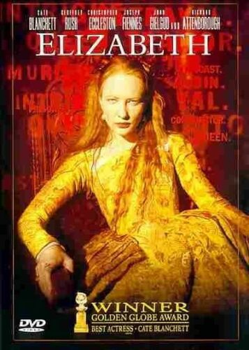 1 of 1 - Elizabeth (DVD, 2004)