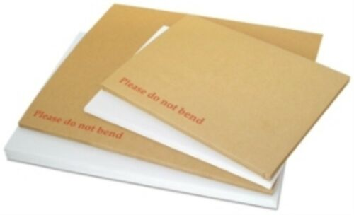 ALL IN ONE DL C4 C5 C6 PAPER /& BOARD BACK ENVELOPES BOOK MAILERS BROWN WHITE
