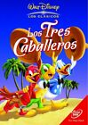 Los tres caballeros 1944 - Norman Ferguson Walt Disney DVD
