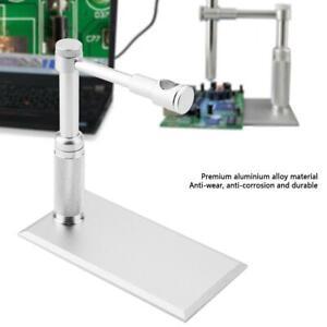 360-12mm-Digital-Adjustable-USB-Microscope-Holder-Support-Stand-Bracket-Up-Down