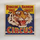 Circo Tigre Impreso En Panel De Tela Make A Cojín Tapicería Manualidades