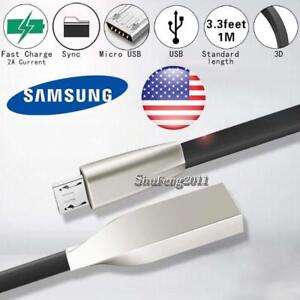 """For Samsung Galaxy Tab E 9.6/"""" T560 T561 Micro USB FAST Data Sync Charger Cable"""