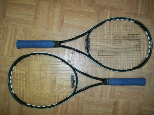 1 PRINCE O3 électrique Speedport Blanc 100 Head 4 3//8 grip raquette de tennis