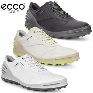 outlet on sale speical offer amazing price Details about NEW ECCO CAGE PRO LEATHER GOLF SHOES PERFORMANCE TECH