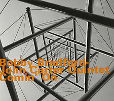 Bobby Bradford-John Carter Quintet – Comin' On - Jazz CD
