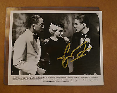 Richard Gere Authentic Autograph 8x10 Movie Still from The Cotton Club